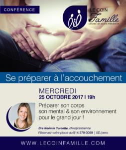 Le coin Famille Noémie Turcotte Chiropratique Chiro Montréal Clinique
